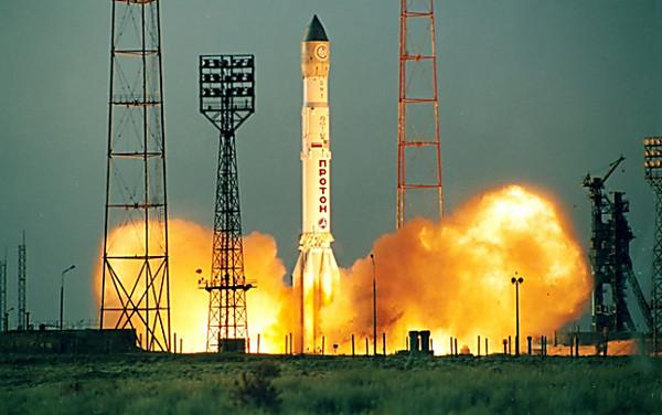 В России снова упала ракета