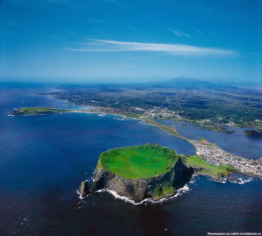 Остров Чеджу-до, Республика Корея