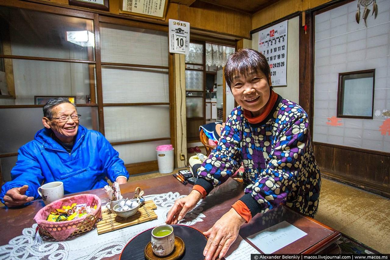 Как переспать в японском доме из бумаги