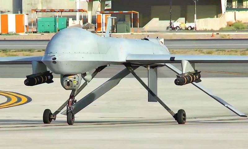 ВВС США списывают все ударные беспилотники Predator