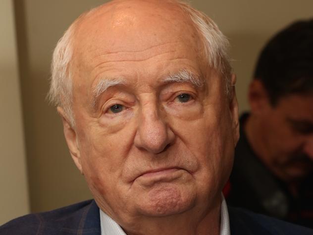 Стало известно, почему Марк Захаров пропустил встречу руководителей театров Москвы