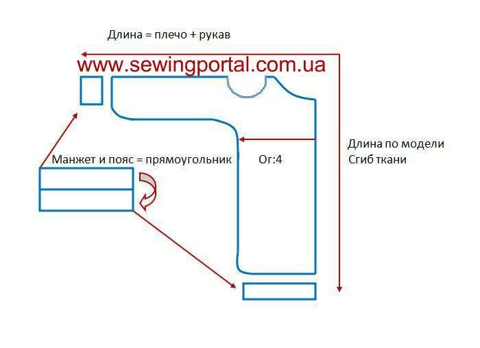 пошить-тунику-выкройка-туники-1161