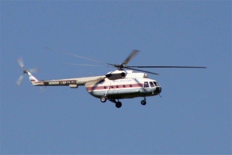 Вертолет санавиации появится…