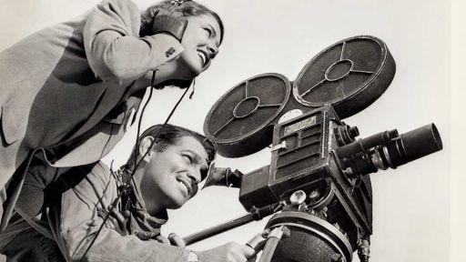 Кларк Гейбл и Мирна Лой. Король и Королева Голливуда.