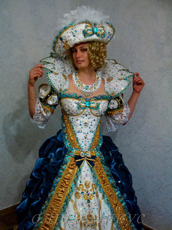 Аксессуары для карнавальных костюмов! (воротники и крылья)