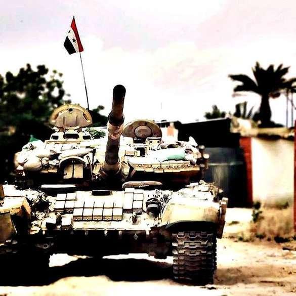 Сводка операций сирийской армии за 26 февраля