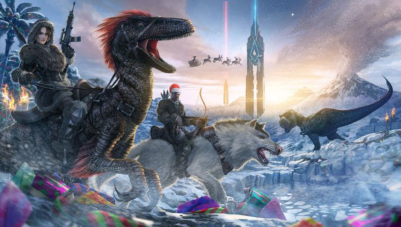 ARK: Survival Evolved: Рождественское обновление ARK: Survival Evolved