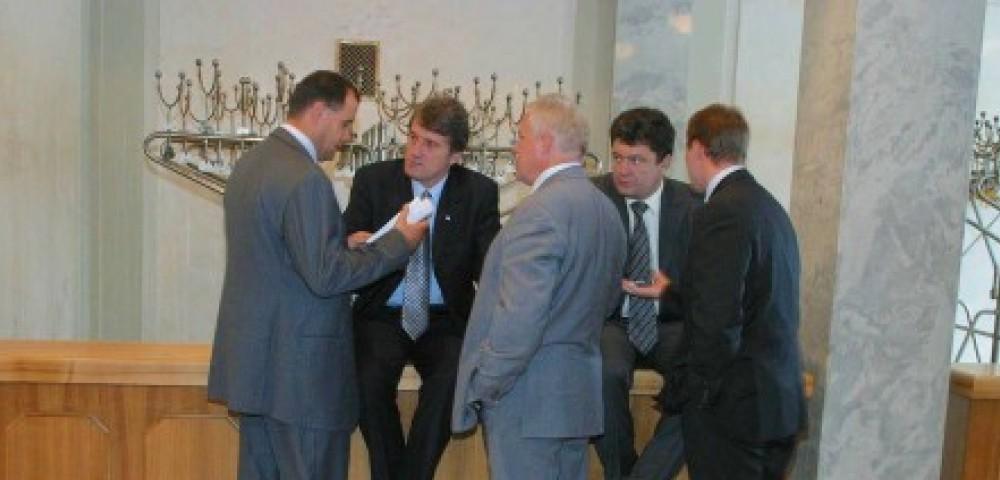 Владимир Скачко: Ющенко опят…