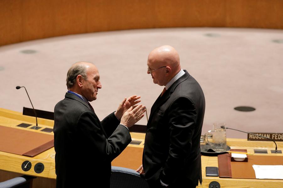 СБ ООН не смог принять резолюцию по Венесуэле. Зато укрепился российско-китайский союз