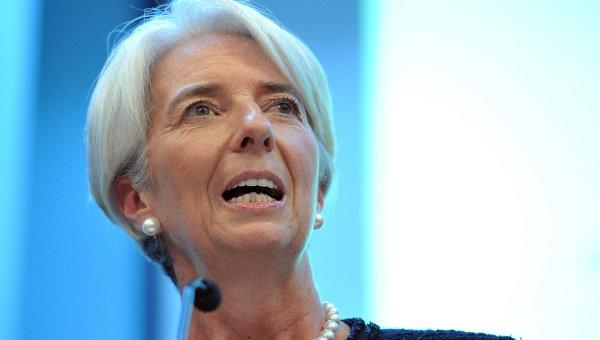 Лагард: РФ после реформы МВФ войдет в топ-10 членов фонда