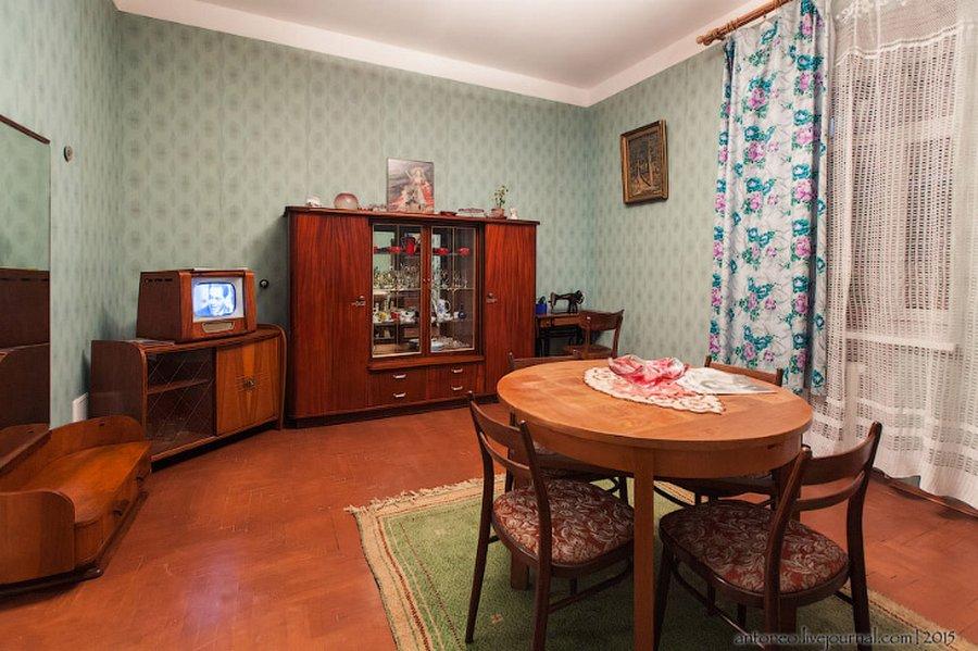 Назад в СССР: квартира времени на Арбате
