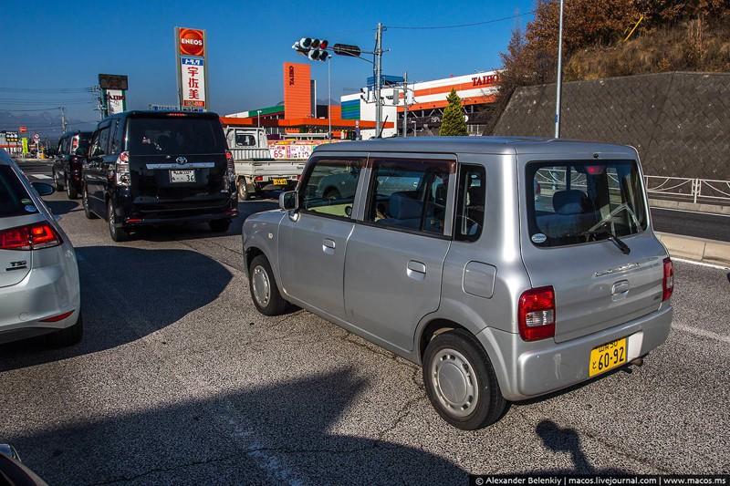 На каких машинах ездят сами японцы авто, ездят, японцы