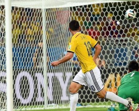 От Мюллера до Кокорина: Лучшие голы чемпионата мира в Бразилии