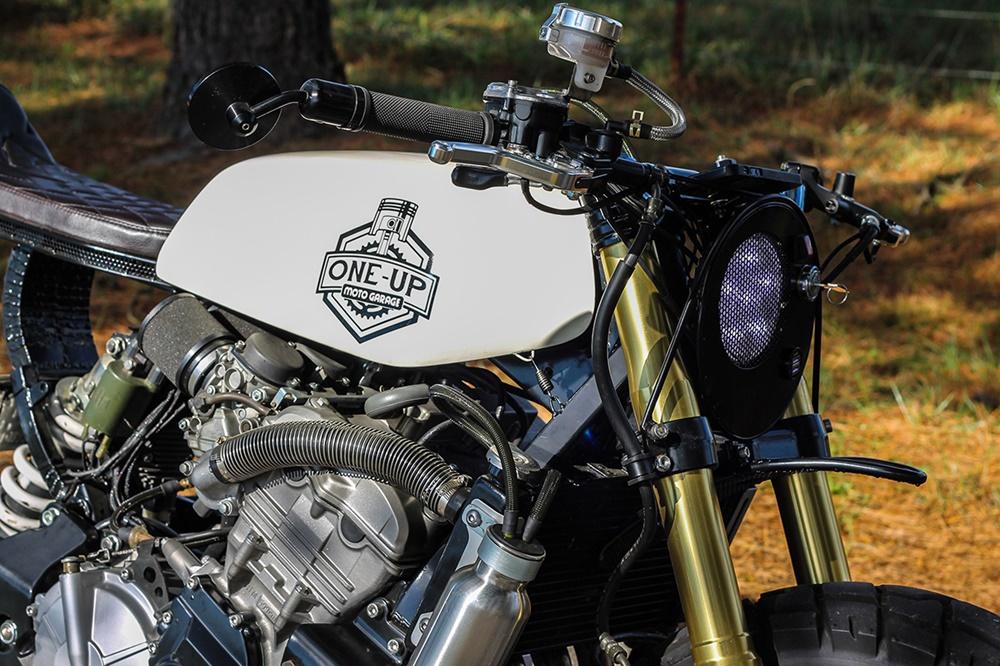 One Up Moto: кастом Honda CB600