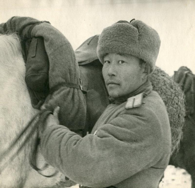 Вклад буддистов - тувинцев, бурят, калмыков и монголов в победы СССР и России всегда был велик.