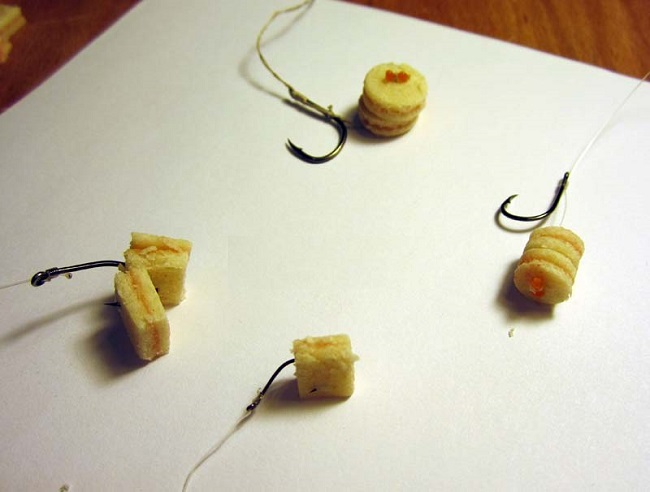 что добавлять в тесто для ловли плотвы