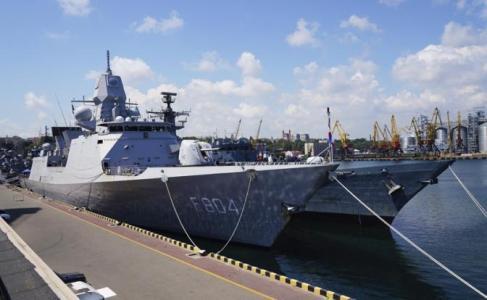 Черное море: США под прикрыт…