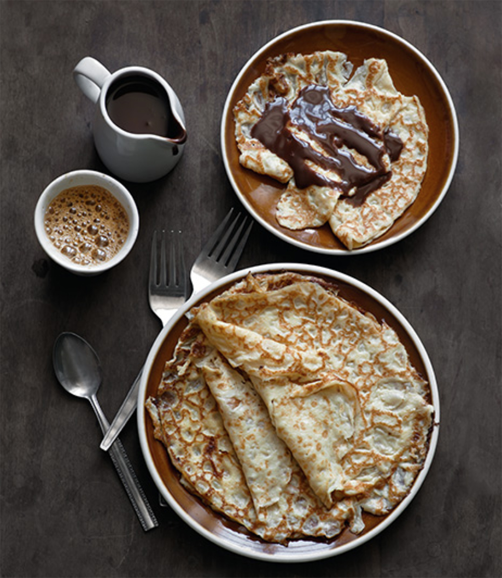 6 рецептов блинчиков на Масленицу, от которых вся семья будет в восторге