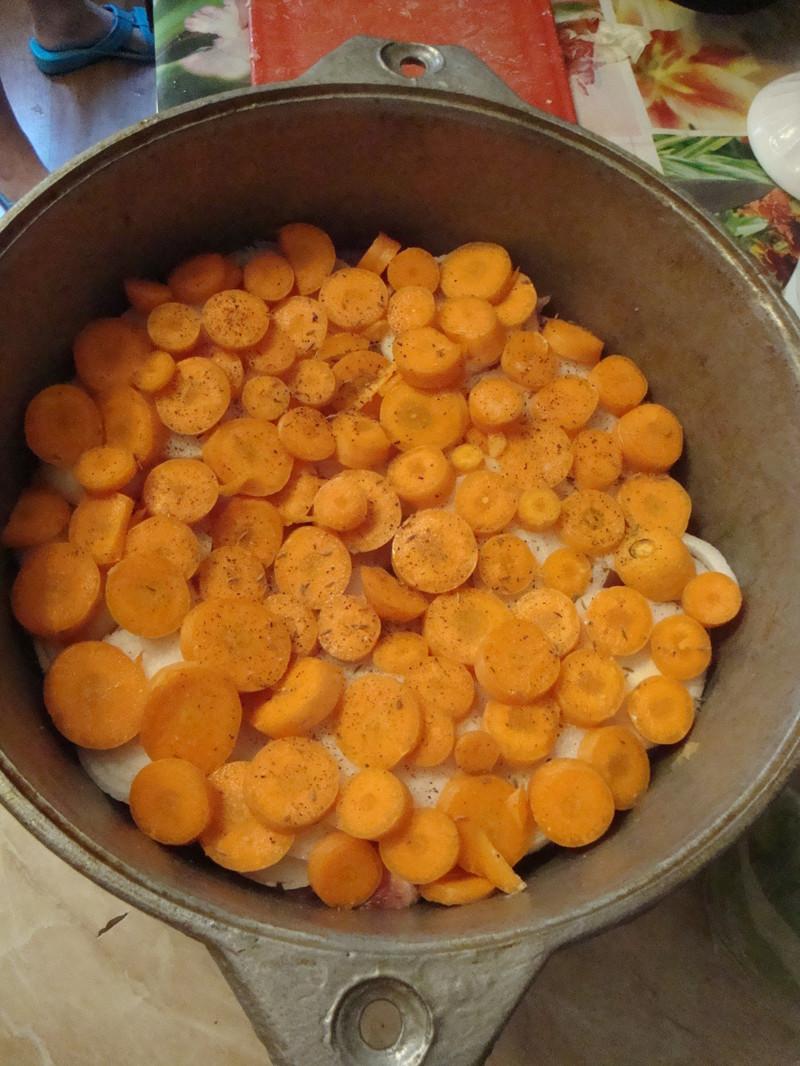 морковь еда, своими руками