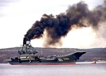 Почему «Адмирал Кузнецов» попал в рейтинг худших авианосцев мира