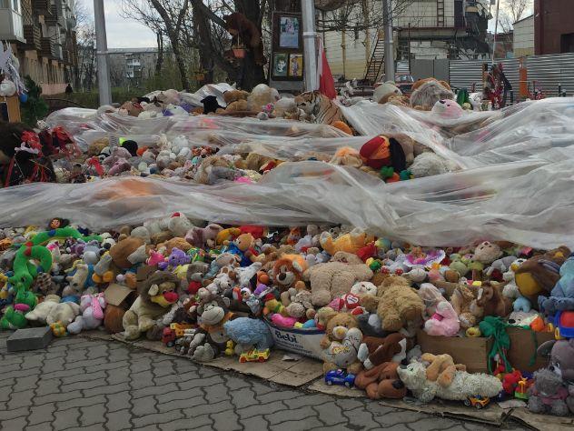 В Кузбассе семьям жертв пожа…