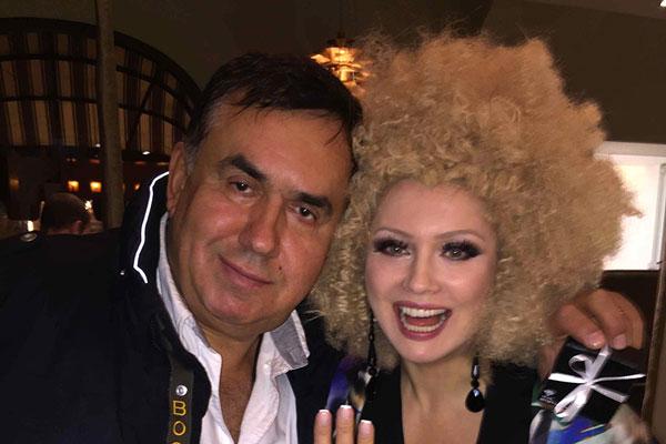Садальский подарил Лениной кольцо