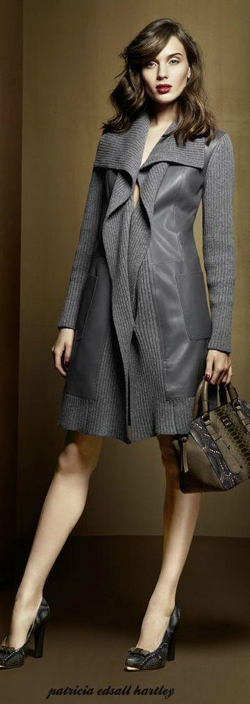 Вязание + пальто (трафик)