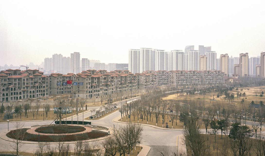 Что такое китайские города-призраки