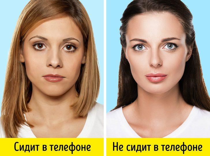 Почему кожа на лице начинает обвисать раньше времени