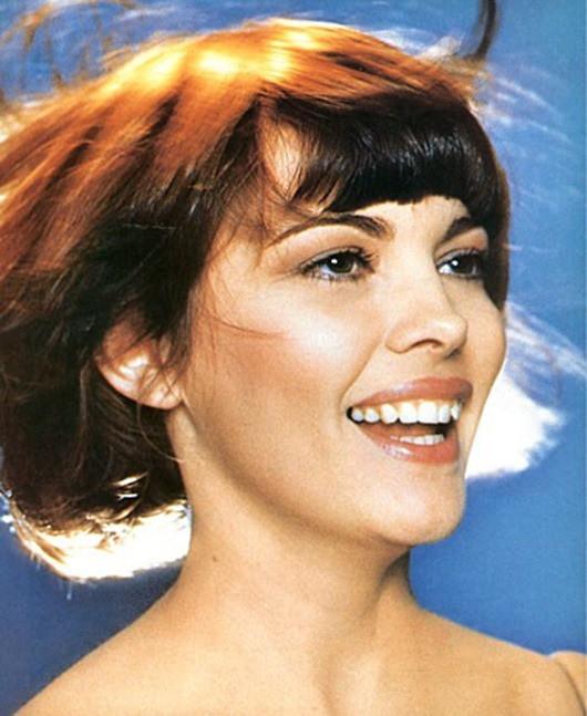 Мирей Матье певица, франция
