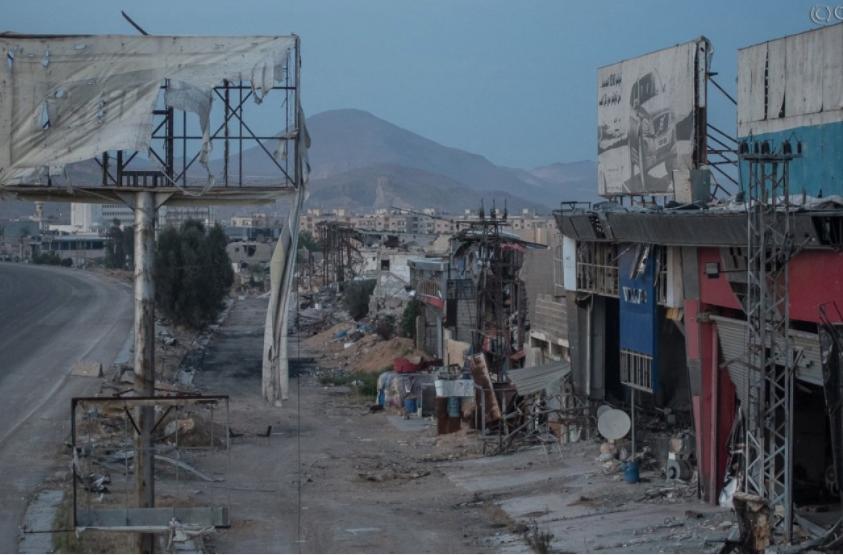 Сирийская Дума возвращается к мирной жизни