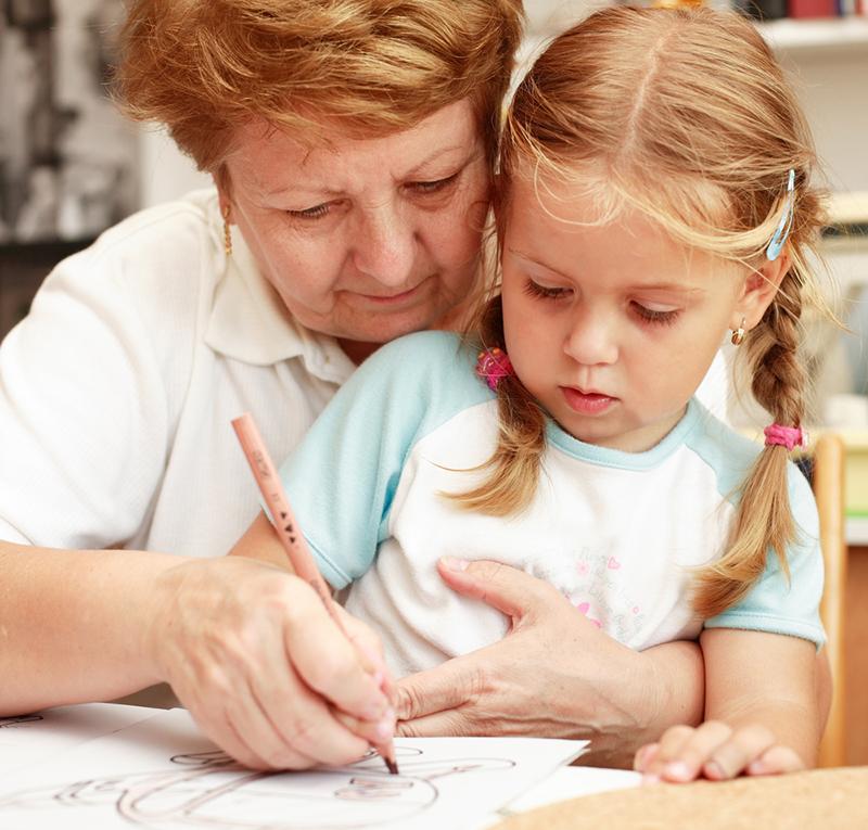 воспитание и образование детей