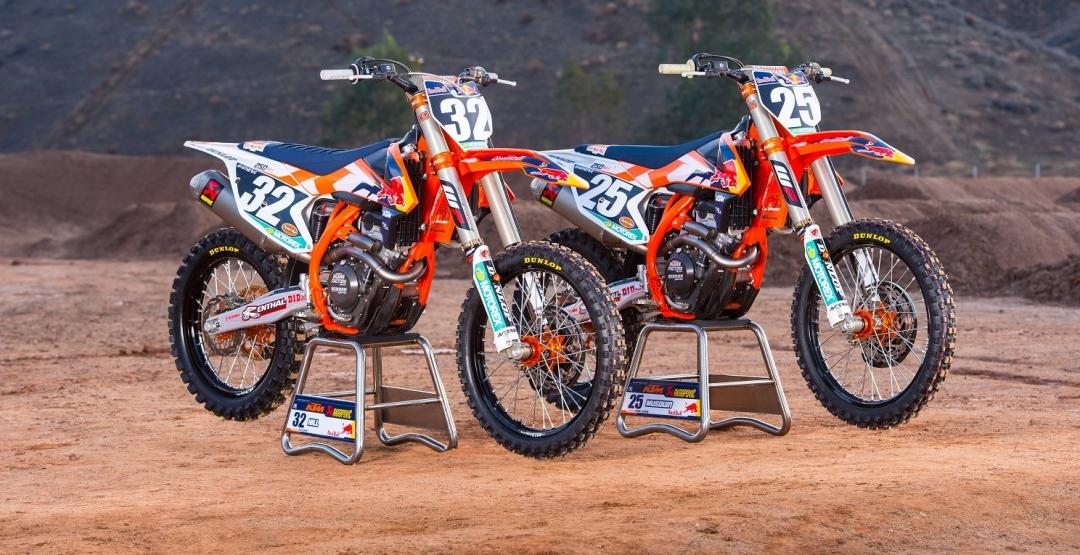 Фото мотоцикл, кроссовый, SX