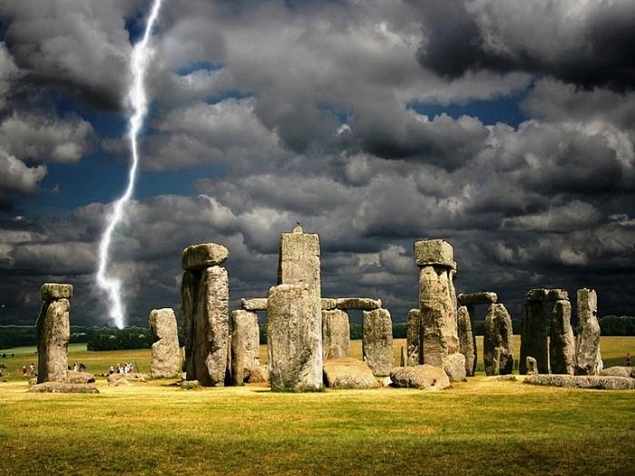 Фотопутешествие по старой Англии