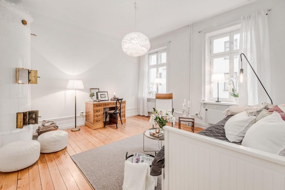 Швеция. Квартира 33 кв.м