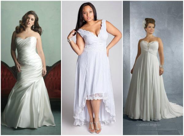 Платья для полных девушек с закрытыми плечами