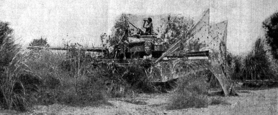 Индийский «Центурион» в засаде у Асал-Утара - Индо-пакистанская война 1965 года: танковое сражение за Асал-Утар   Военно-исторический портал Warspot.ru