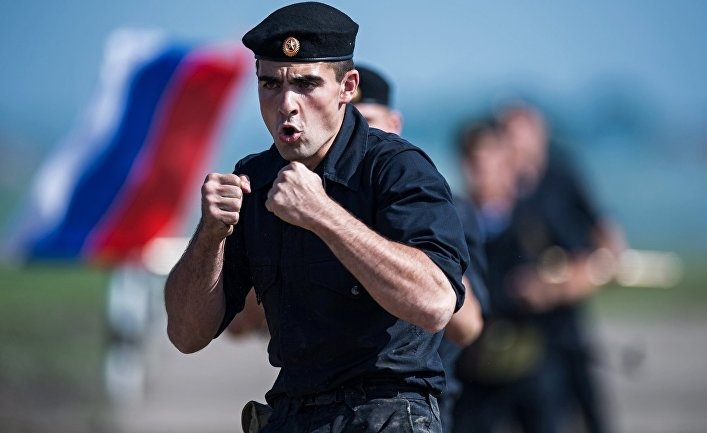 """""""Опасная Россия? Да в эту чу…"""