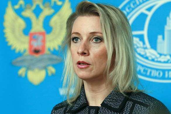Захарова о Пентагоне: Жалко ребят, не осилить им этого — будут искать «бабушку», чтобы понять слова Путина