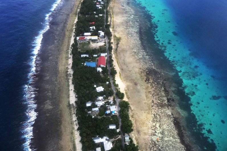 Посещение Тувалу: в окружении Тихого океана.