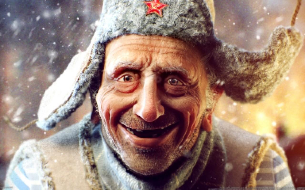 Российский пенсионер порезал…