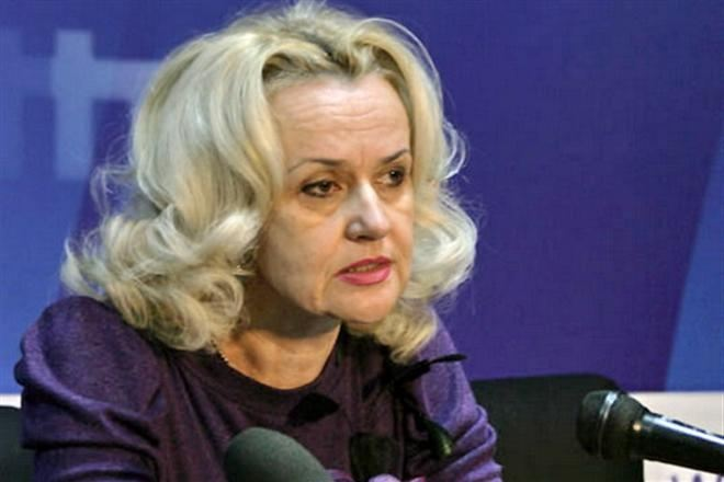 Фарион: Русскоязычные украинцы — живые трупы