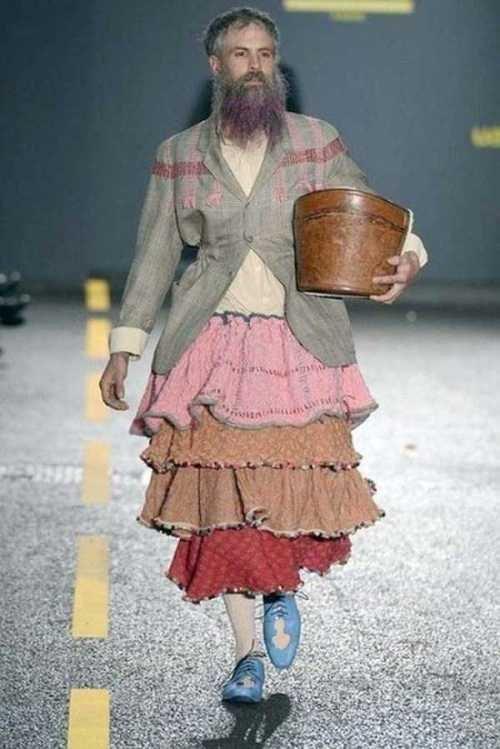 Что в Европе предлагают носить этой осенью (21 фото)