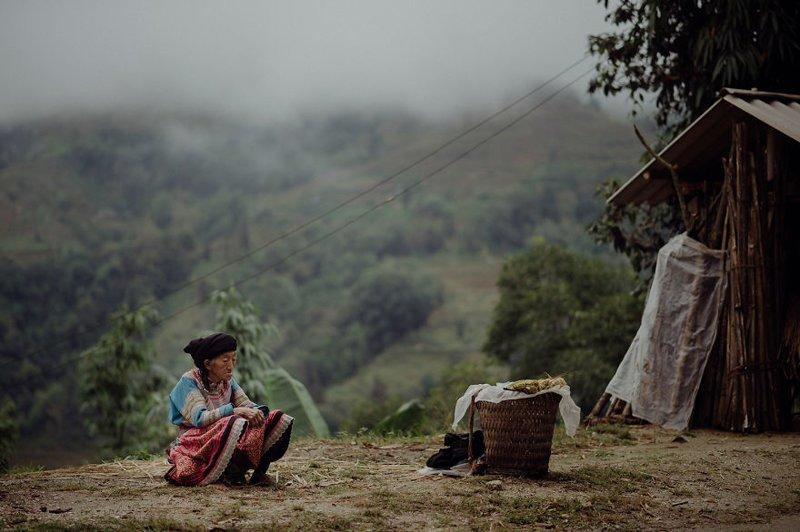 Орсоля документировала повседневную жизнь этнических групп в горах Вьетнам, азия, красиво, красивый вид, природа, путешествия, фото, фотограф