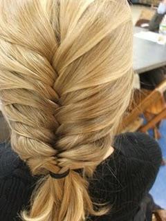 Плетём французскую косу