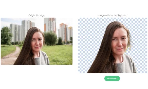 Как удалить фон с картинки онлайн