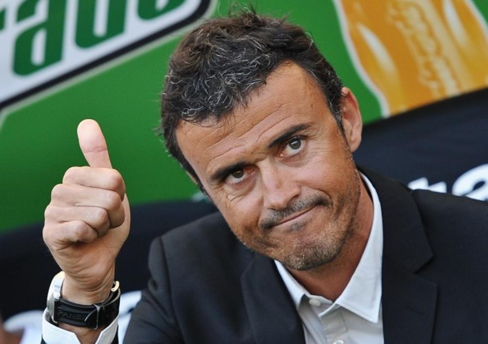 Луис Энрике: «Матч «Барселона»-«Бавария» – самый интересный в Европе»