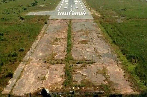 Тайна древнего аэродрома Юндум