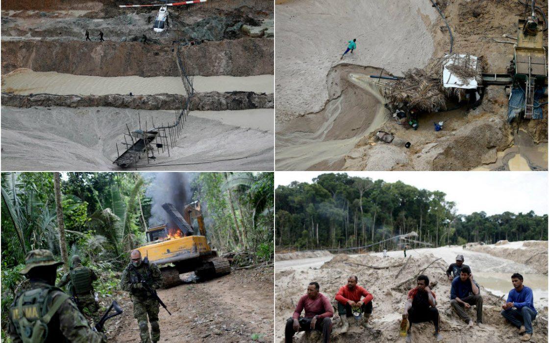 Тропический лес Амазонки в Б…