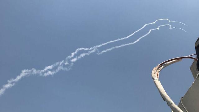 Патриотично: Израиль сбил самолет «Сухого»